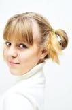 γλυκός έφηβος κοριτσιών στοκ φωτογραφίες με δικαίωμα ελεύθερης χρήσης
