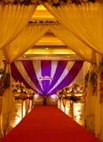 γλυκός γάμος σκηνής σχεδιαγράμματος Στοκ Εικόνες