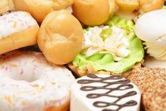 γλυκός διάφορος κέικ στοκ φωτογραφία με δικαίωμα ελεύθερης χρήσης