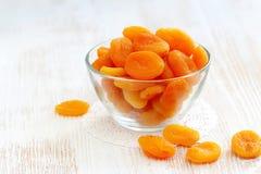 Γλυκός ξηρός - φρούτα βερίκοκα ξηρά Στοκ φωτογραφία με δικαίωμα ελεύθερης χρήσης