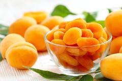 Γλυκός ξηρός - φρούτα βερίκοκα ξηρά Στοκ εικόνα με δικαίωμα ελεύθερης χρήσης