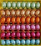γλυκός παραδοσιακός αυγών Πάσχας σοκολάτας Στοκ φωτογραφία με δικαίωμα ελεύθερης χρήσης