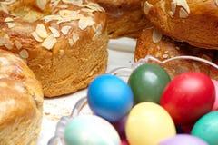 γλυκός παραδοσιακός ψωμιού στοκ φωτογραφίες με δικαίωμα ελεύθερης χρήσης