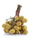 Γλυκός longan Στοκ Εικόνες