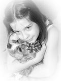 γλυκό αγάπης Στοκ φωτογραφίες με δικαίωμα ελεύθερης χρήσης