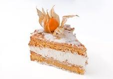 γλυκό κέικ μούρων Στοκ εικόνες με δικαίωμα ελεύθερης χρήσης