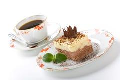 γλυκό κέικ Στοκ Εικόνα