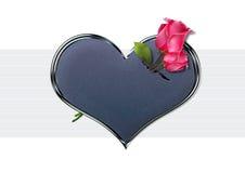 γλυκό καρδιών Στοκ Φωτογραφίες