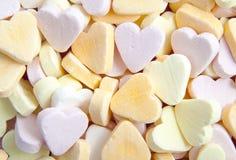 γλυκό καρδιών Στοκ Φωτογραφία