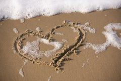 γλυκό καρδιών Στοκ Εικόνες