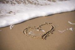 γλυκό καρδιών Στοκ φωτογραφίες με δικαίωμα ελεύθερης χρήσης