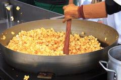 γλυκό κατσαρολών καλαμ&pi Στοκ Εικόνα