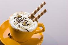 γλυκό καφέ Στοκ φωτογραφία με δικαίωμα ελεύθερης χρήσης