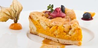 γλυκό κολοκύθας κέικ Στοκ φωτογραφία με δικαίωμα ελεύθερης χρήσης