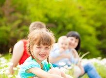 γλυκό κοριτσιών Στοκ φωτογραφίες με δικαίωμα ελεύθερης χρήσης