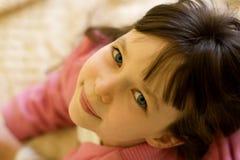 γλυκό κοριτσιών Στοκ Φωτογραφίες