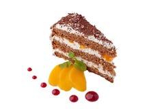γλυκό μάγκο κέικ Στοκ φωτογραφίες με δικαίωμα ελεύθερης χρήσης