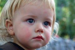 γλυκό μικρό παιδί στοκ εικόνες με δικαίωμα ελεύθερης χρήσης