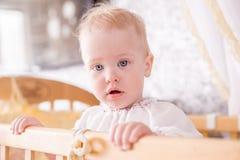 Γλυκό μωρό μικροσκοπικό Στοκ φωτογραφία με δικαίωμα ελεύθερης χρήσης