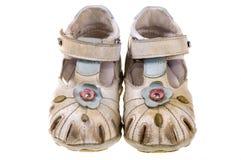 γλυκό παπουτσιών μωρών Στοκ Εικόνες