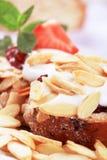 γλυκό προγευμάτων Στοκ φωτογραφία με δικαίωμα ελεύθερης χρήσης
