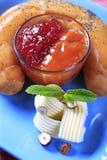 γλυκό προγευμάτων Στοκ εικόνα με δικαίωμα ελεύθερης χρήσης