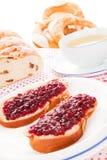 γλυκό προγευμάτων Στοκ Εικόνα