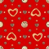Γλυκό ρομαντικό σχέδιο με τις σοκολάτες και τα μελοψώματα απεικόνιση αποθεμάτων