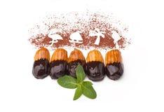 γλυκό σοκολάτας κέικ Στοκ φωτογραφίες με δικαίωμα ελεύθερης χρήσης