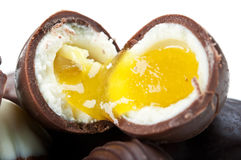 γλυκό σοκολάτας καραμελών Στοκ φωτογραφία με δικαίωμα ελεύθερης χρήσης