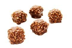 γλυκό σοκολάτας καραμ&eps στοκ φωτογραφίες με δικαίωμα ελεύθερης χρήσης