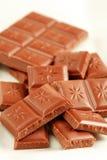 γλυκό σοκολάτας Στοκ Εικόνες