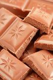 γλυκό σοκολάτας Στοκ Φωτογραφία