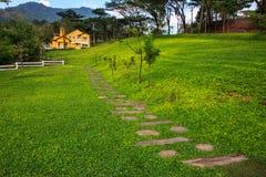 Γλυκό σπίτι στοκ φωτογραφία με δικαίωμα ελεύθερης χρήσης