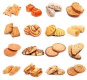 γλυκό συλλογής αρτοποιείων στοκ φωτογραφίες με δικαίωμα ελεύθερης χρήσης