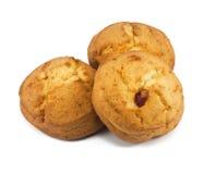 γλυκό τρία μπισκότων Στοκ εικόνες με δικαίωμα ελεύθερης χρήσης