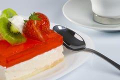 γλυκό φλυτζανιών κέικ Στοκ Εικόνες