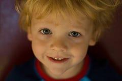 γλυκό χαμόγελου Στοκ Φωτογραφίες
