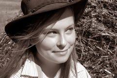 γλυκό χαμόγελου Στοκ φωτογραφία με δικαίωμα ελεύθερης χρήσης