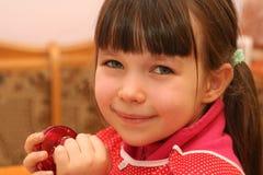 γλυκό χαμόγελου Στοκ φωτογραφίες με δικαίωμα ελεύθερης χρήσης