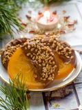 γλυκό Χριστουγέννων στοκ εικόνα με δικαίωμα ελεύθερης χρήσης