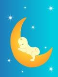 γλυκό ύπνου Στοκ Εικόνες