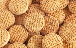 γλυκό 2 μπισκότων Στοκ φωτογραφία με δικαίωμα ελεύθερης χρήσης