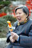 γλυκό grandma Στοκ φωτογραφία με δικαίωμα ελεύθερης χρήσης