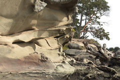 Γλυπτικές πετρών Στοκ φωτογραφίες με δικαίωμα ελεύθερης χρήσης