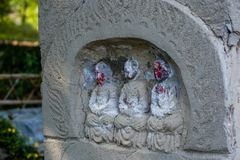 Γλυπτική πετρών της Κίνας Στοκ φωτογραφία με δικαίωμα ελεύθερης χρήσης