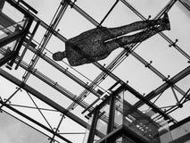 Γλυπτό φίλτρων ` του Antony Gormley ` s ` Στοκ Φωτογραφία