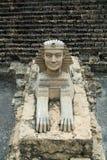 γλυπτό φυλάκων sphinx Στοκ εικόνα με δικαίωμα ελεύθερης χρήσης