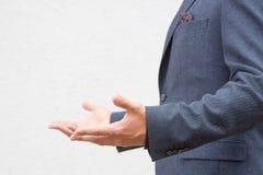 Γλώσσα του σώματος Στοκ φωτογραφία με δικαίωμα ελεύθερης χρήσης