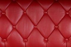 γνήσια κόκκινη ταπετσαρία & Στοκ Φωτογραφία